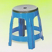 원형 의자(뺑뺑이 의자)